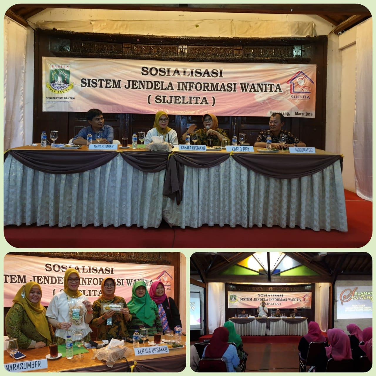 Menumbuhkan Entrepreneurship Perempuan untuk Mempersiapkan Tantangan Era 4.0 melalui SIJELITA di Kota Tangerang Selatan