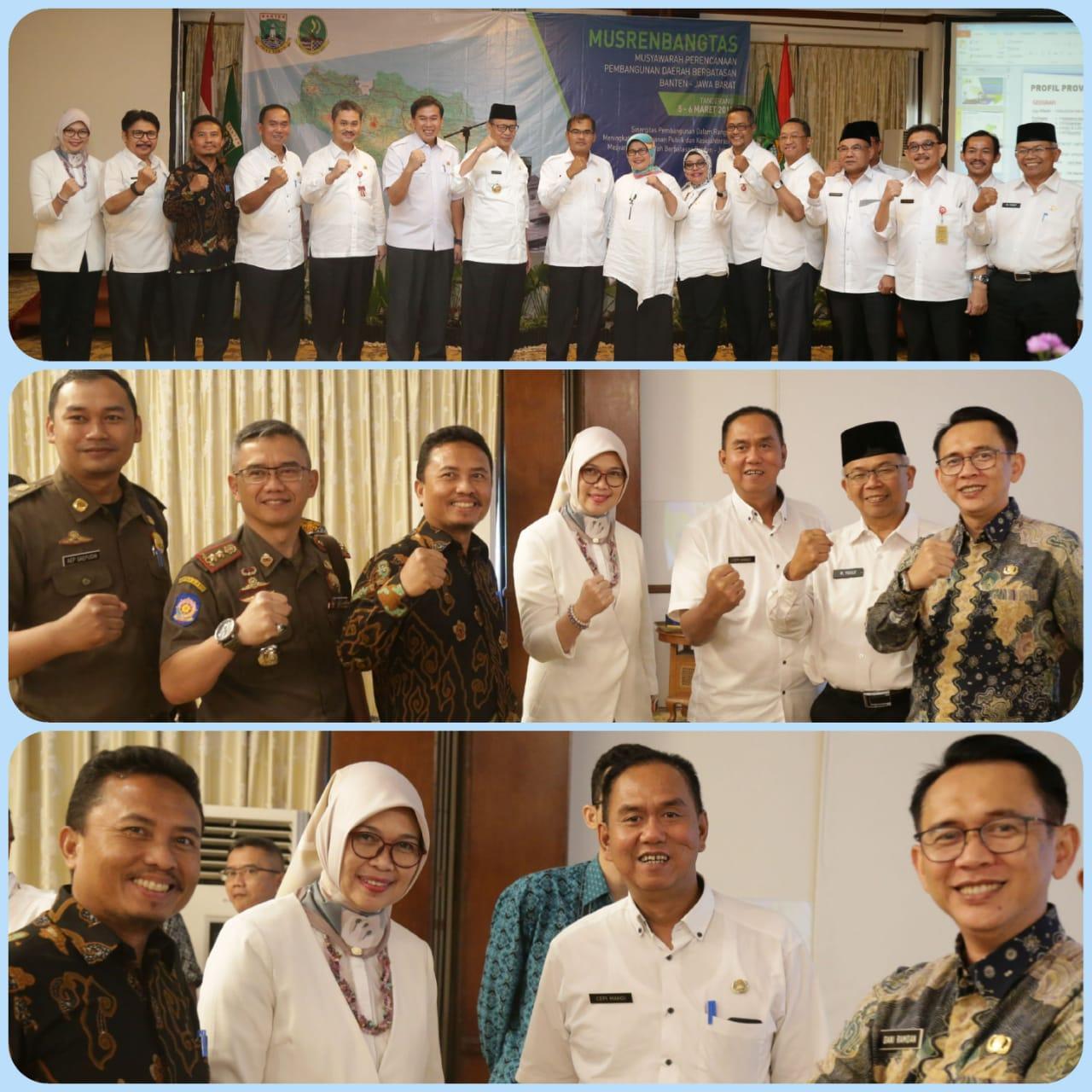 Musrenbangtas Banten - Jabar