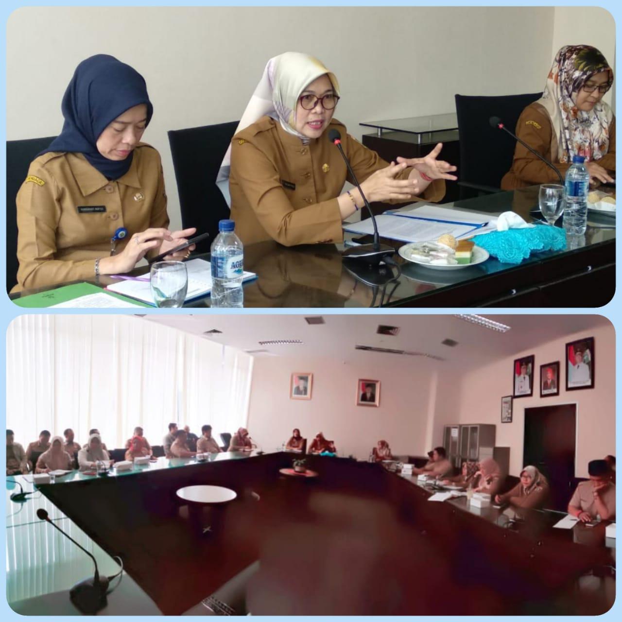 Rapat Koordinasi Pemanfaatan Data Kependudukan Tingkat Provinsi Banten