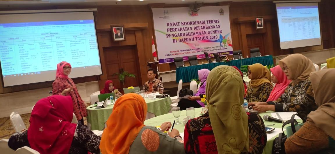 Rencana Aksi Daerah PUG Prov Banten 2019-2021