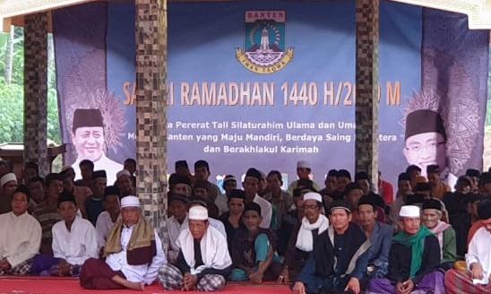 Safari Ramadhan di Masjid Al-Wathon