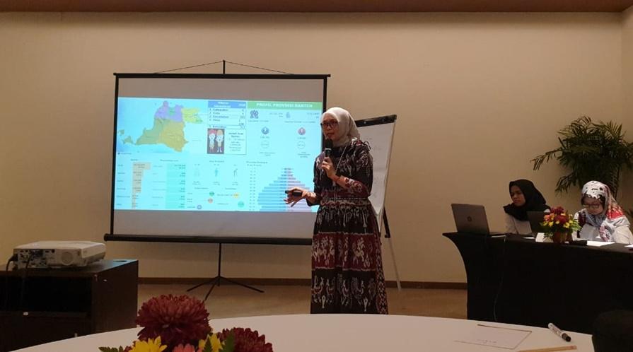 Presentasi Kiat-kiat Keberhasilan pelaksanaan PUG di Provinsi Banten