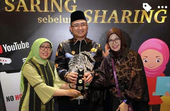 Banten Raih Pelopor Provinsi Layak Anak