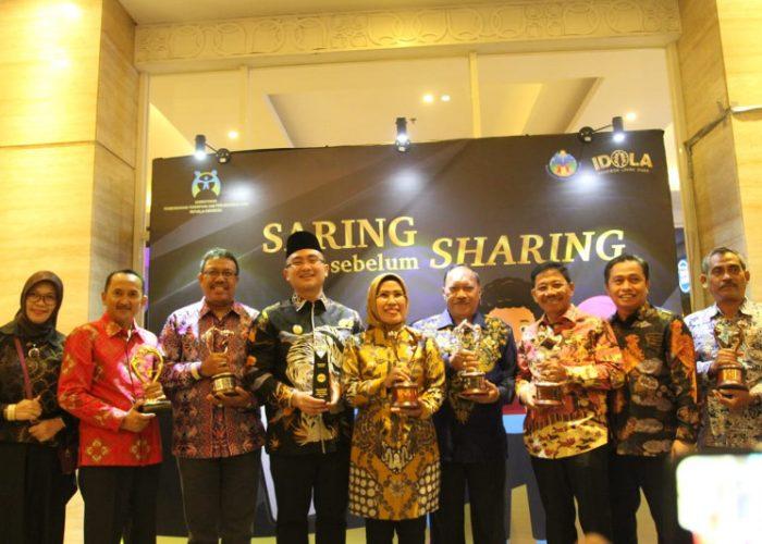 Banten Terima Penghargaan Pelopor Provinsi Layak Anak 2019