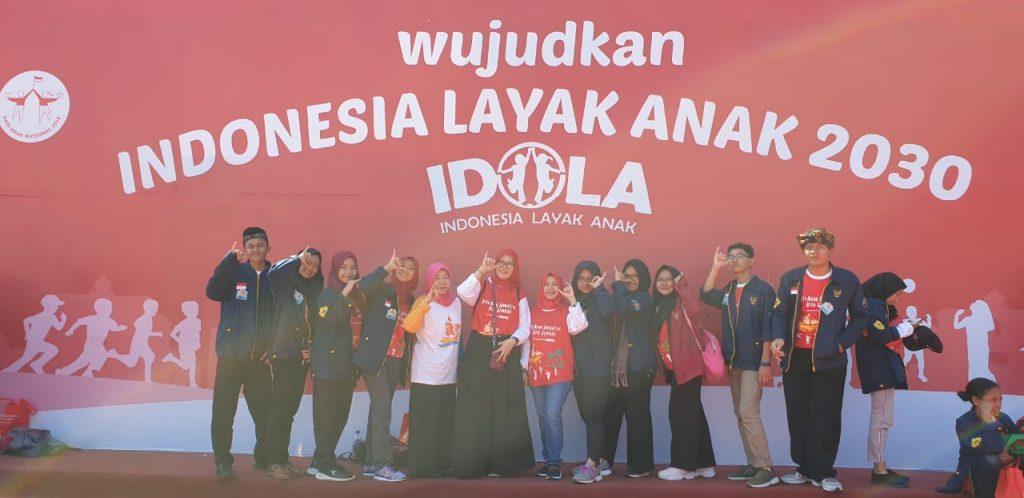 sitti maani nina Penutupan-Forum-Anak-Nasional-di-Benteng-Roterdam-Makassar