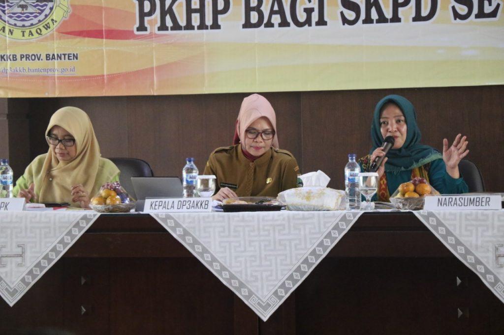 Penyusunan Rencana Aksi Daerah Peningkatan Kualitas Hidup Perempuan (PKHP)