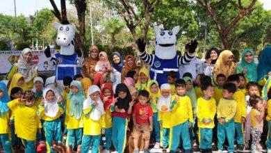DP3AKKB Banten Berikan Pendidikan Berlalu Lintas