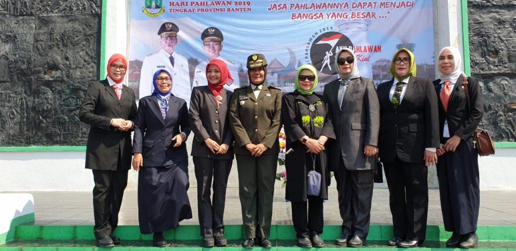 Peringatan Hari Pahlawan Tingkat Provinsi Banten