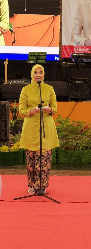 Peringatan Hari Ibu (PHI) ke 91 Tahun 2019 Tingkat Provinsi Banten