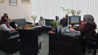 Kunjungan Kementerian PPPA RI