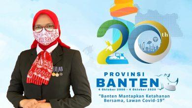 Selamat Hari Ulang Tahun Banten ke-20