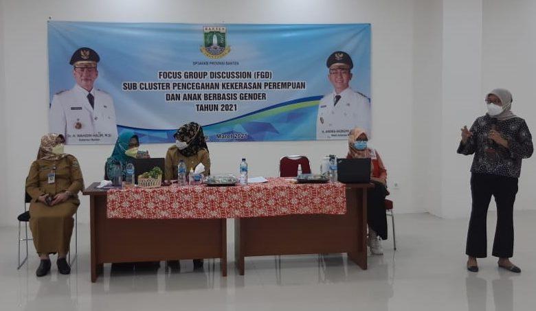 FGD Sub Cluster Pencegahan Kekerasan Perempuan dan Anak