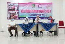 Rapat Anggota Tahunan (RAT) Koperasi Jelita Tahun 2021
