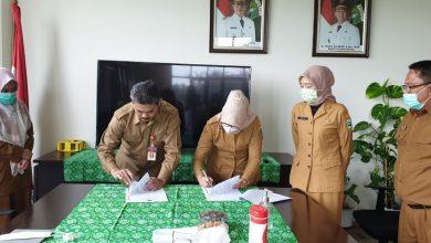 Perjanjian Kerjasama Antara DP3AKKB Provinsi Banten dengan DINDIKBUD Provinsi Banten